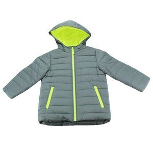 Carter's Boys' Quilted Heavyweight Winter Coat,12M